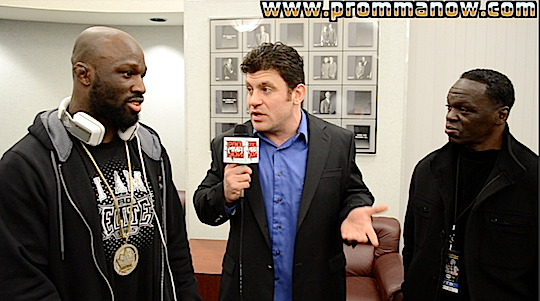 Interview: King Mo on Bellator debut, TNA wrestling, potential bout with Rampage, boxing vs. Kimbo Slice