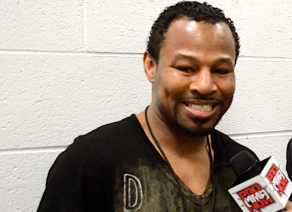 Interview: 'Sugar' Shane Mosley on his appreciation for the 'art' of MMA and upcoming bout with Paulie Malignaggi *VIDEO*