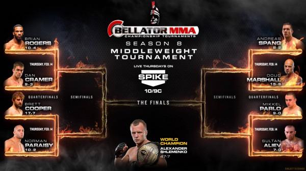 Bellator Season 8 Middleweight