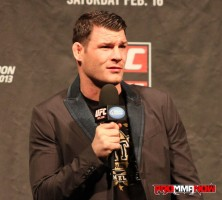 UFC's Michael Bisping