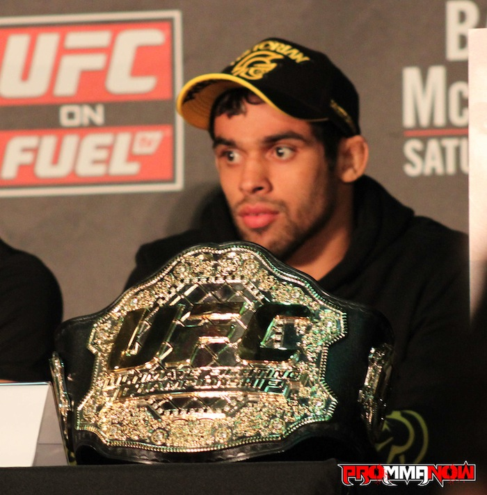 Renan Barao, UFC on FUEL TV 7, ProMMAnow.com