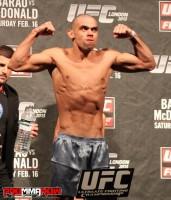 UFC's Renan Barao