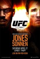 UFC 159, Jon Jones, Chael Sonnen
