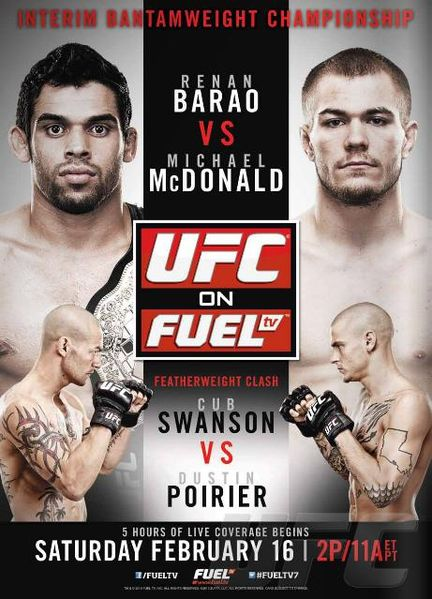 UFC on FUEL TV 7, ProMMAnow.com