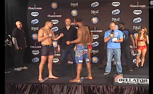 bellator 91 weigh-ins