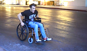 nick the tooth_wheelchair