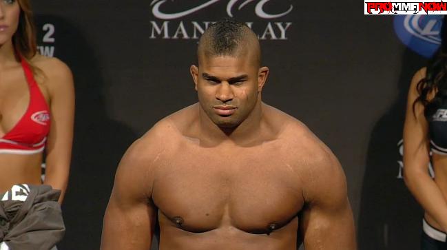 Alistair Overeem UFC