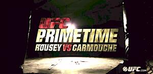 ufc primetime-rousey vs carmouche