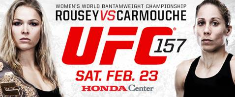 UFC 157 LIVE results and play-by-play