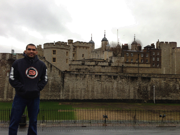 Ulysses Gomez: My Journey to UFC on Fuel TV 7 in London and Beyond – Part 1