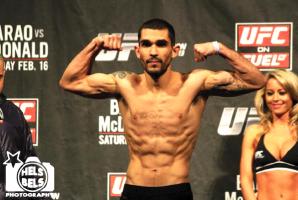 Ulysses Gomez UFC