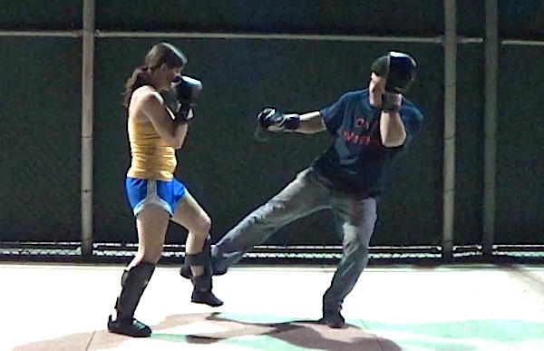 Dan Theodore MMA