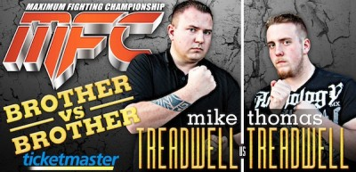 MFC Private Show http://www.mixfight.nl/forum/showthread.php?127528-MFC-announces-Brother-vs-Brother-MMA-bout