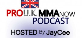 Pro UKMMA Now Radio: Neil Grove, Ché Mills, Marc Allen, Cage Warriors 55, UCMMA 34, UFC 160