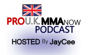 Pro UKMMA Now Radio: Leigh Remedios, Into The Cage 8, UFC on FX 8, CWFC Fight Night 8