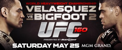 UFC 160