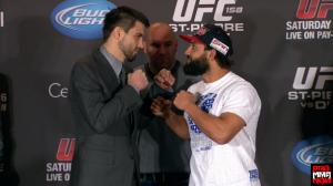 Carlos Condit-Johny Hendricks UFC 158