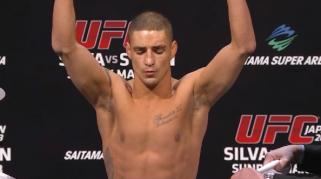 Diego Sanchez vs. Ross Pearson set for UFC Fight Night 42 in Albuquerque