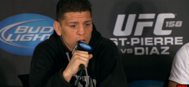 Nick Diaz talks potential fight with former middleweight champion Anderson Silva and more *Video*
