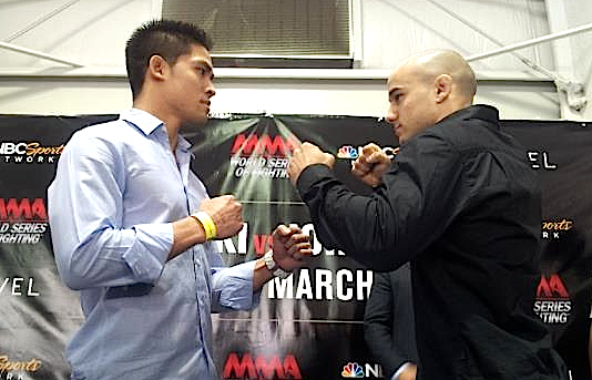 Tyson Nam vs Marlon Moraes - WSOF 2