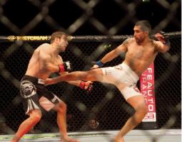 Ulysses Gomez-Phil Harris UFC
