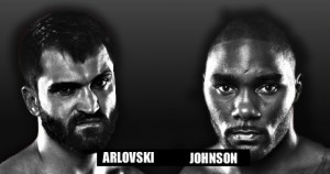 Andrei Arlovski vs Anthony Johnson