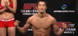 Watch Dong Hyun Kim's spinning elbow KO of John Hathaway in TUF China Finale main event