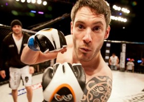Chris Fields (Photo courtesy: Dolly Clew / Cage Warriors)