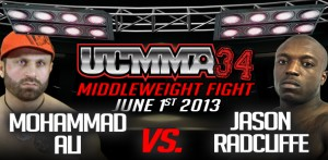 Mohammad Ali Vs Jason Radcliffe - UC34