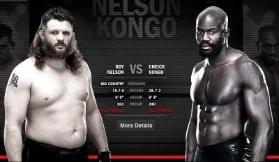 Nelson-Kongo
