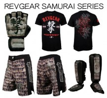 RevGear Samurai Series