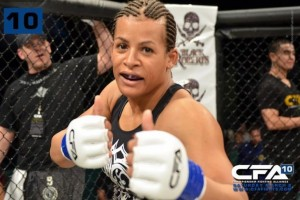 Fallon Fox - CFA