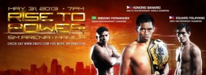One FC Rise to Power