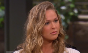 rousey - on probst