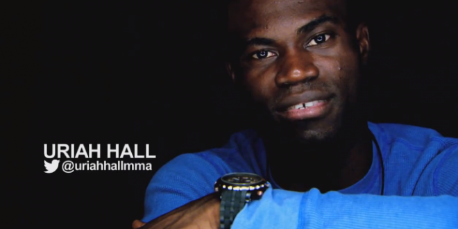 Uriah hall dating ronda rousey