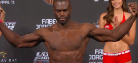 Bisping injured, Uriah Hall to face Robert Whittaker at UFC 193