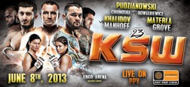 KSW 23 Results: Mamed Khalidov submits Melvin Manhoef