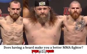 MMA Beards