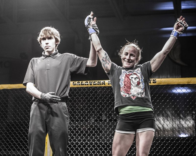Patricia Vidonic takes short notice bout with Alida Gray at SCS 17 (updated)