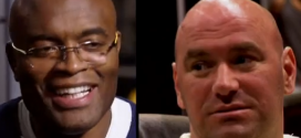 Anderson Silva: 'I'm the black Dana White'