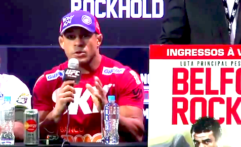 UFC on FX 8 post-fight press conference *VIDEO*