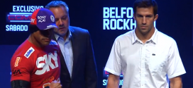 Rockhold continues TRT discussion at UFC on FX 8 pre-fight press conference *VIDEO*
