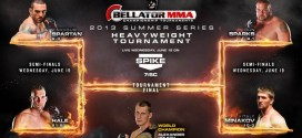 Bellator Summer Series kicks off June 19; full card announced