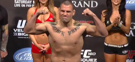 Cain Velasquez hurt; Fabricio Werdum vs. Mark Hunt for UFC interim heavyweight title at UFC 180