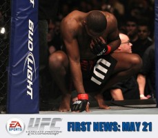 UFC video game - EA Sports