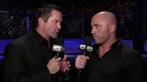 Mike Goldberg - Joe Rogan