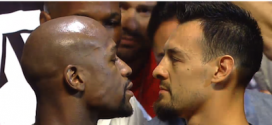 Floyd Mayweather vs. Robert Guerrero LIVE results and play-by-play