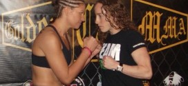 Fight video: Patricia Vidonic vs. Jessica Doerner