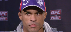 WTF: Vitor licks feet in this old video