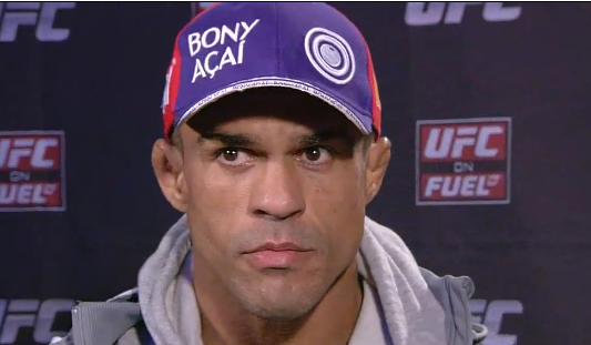 Vitor Belfort on Rockhold knockout: 'I still got a lot of gas in my tank'